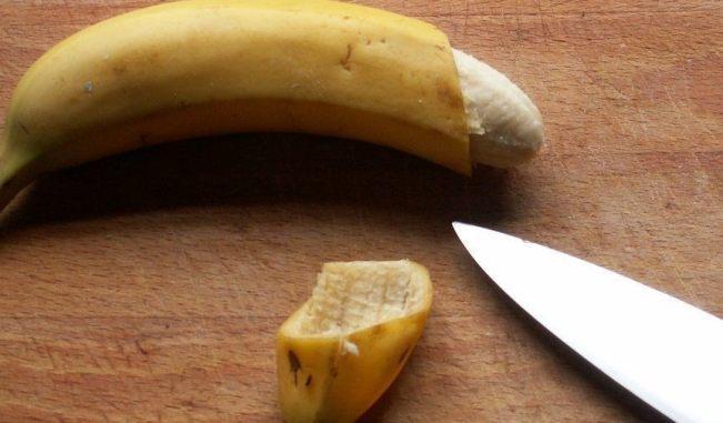 Можно ебатся с бананом