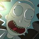 """Аватар сообщества """"Рик и Морти"""""""