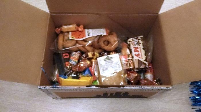 Подарок из Новосибирска в Мытищи Обмен подарками, Тайный Санта, Новый Год, Длиннопост