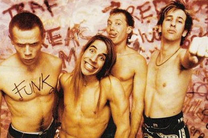 35 лет группе Red Hot Chili Peppers Red Hot Chili Peppers, Рок, Энтони Кидис, Юбилей, Видео, Длиннопост