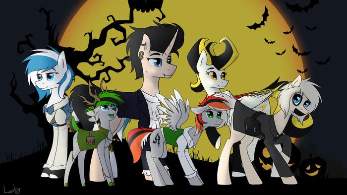 Огромнопост My little pony, Original Character, Длиннопост