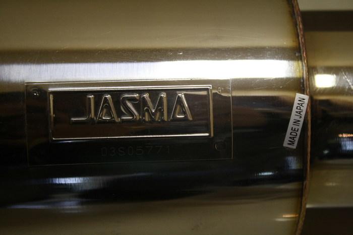 Глушитель JASMA Глушитель, Jasma, Выхлопная система, Длиннопост