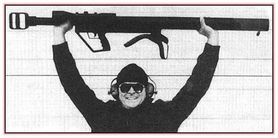 Когда тебе нужно застрелить слона воооот за тем бетонным забором изобридеи, ручные пушки, maadi griffin, длиннопост