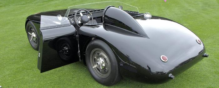 Автомобили #43. Kurtis Kraft 500KK Авто, Автоспорт, Ретроавтомобиль, Машина, США, Длиннопост