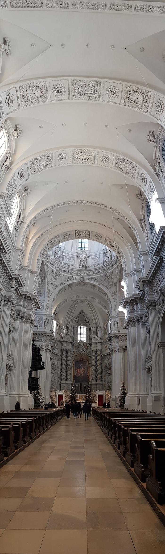 Театинеркирхе, Мюнхен Мюнхен, Католическая церковь, Театинеркирхе, Длиннопост, Фотография, Путешествия