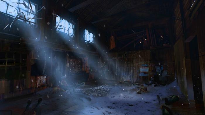 Независимая команда разработчиков занимается созданием своего видения HL2: EP3 Half-Life, Half-Life 2: Episode Three, Unreal engine 4, Компьютерные игры