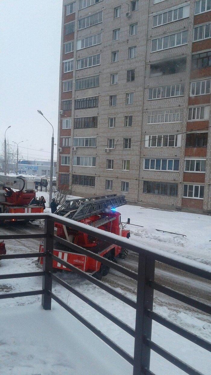 В Ижевске опять произошел взрыв газа Взрыв, Взрыв газа, Ижевск