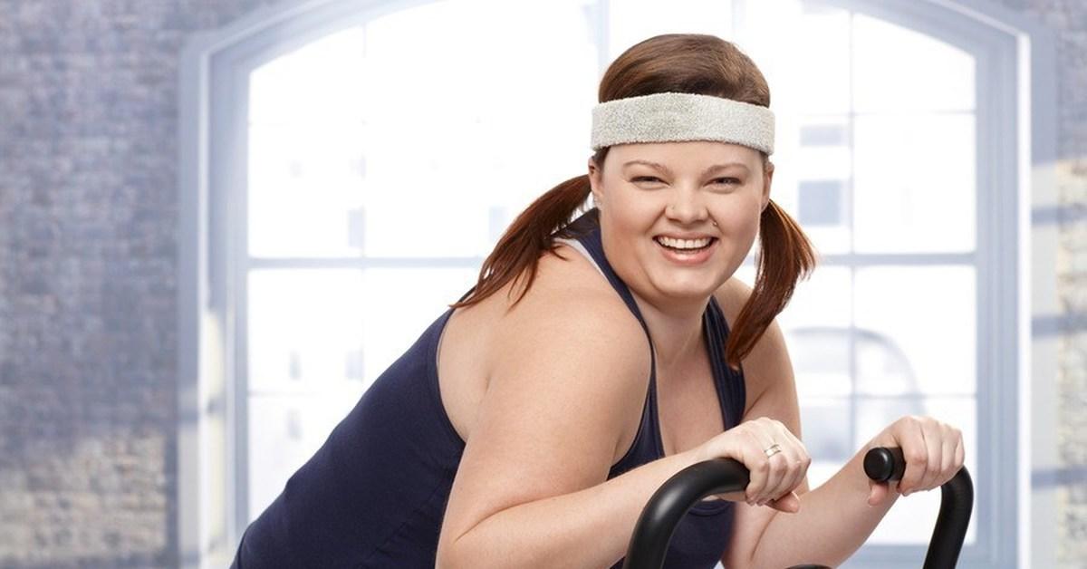 Похудеть за счет фитнеса