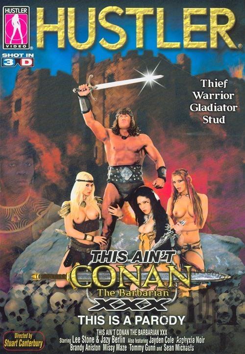 Barbarian art women the porn conan