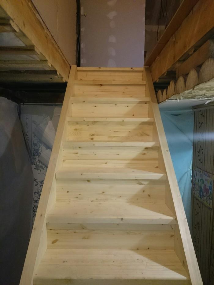 Что нужно знать перед тем как позвать мастера делать лестницу, чтобы потом не проклинать этого мастера как мой сосед. Дерево, Лестница, Заказчики, Исполнители, Длиннопост