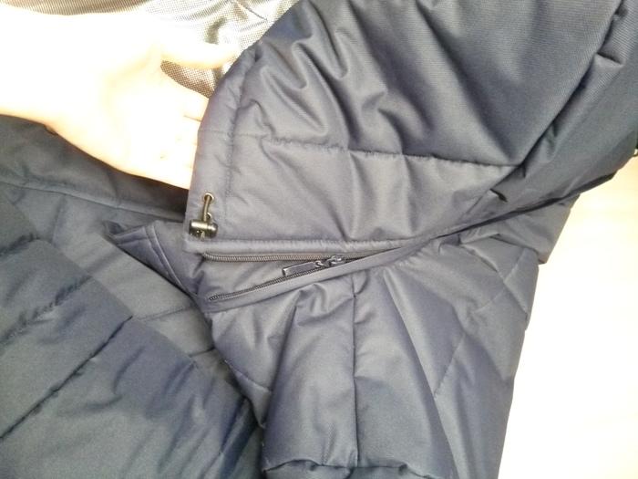 Теплая зимняя куртка. Куртка, Пошив одежды, Почти длиннопост, Длиннопост