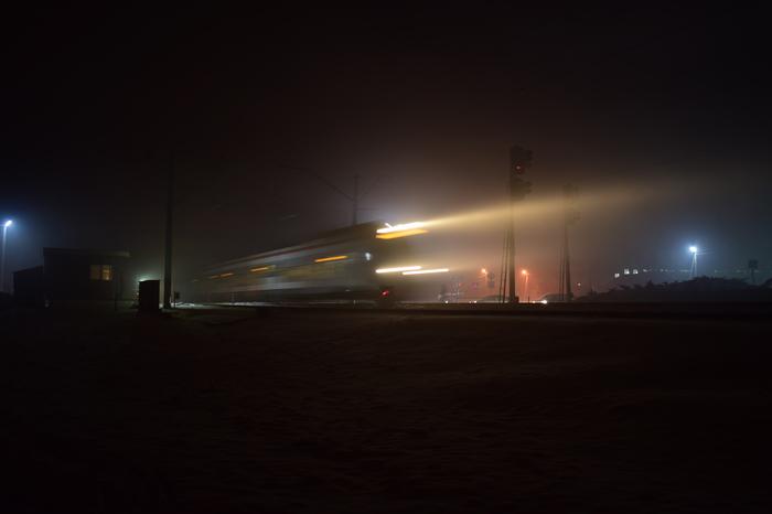Туман в Заславле Начинающий фотограф, Заславль, Туман