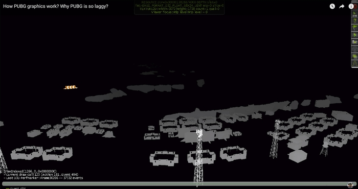 Как работает графика PUBG. Где оптимизация? Pubg, Компьютерная графика, 3D графика, Компьютерные игры, Игровая графика, Длиннопост