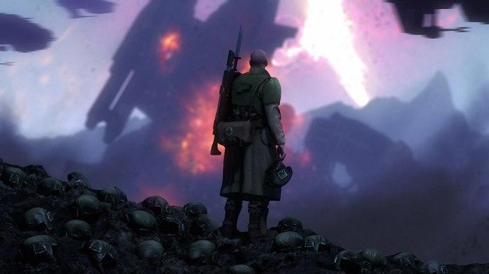 """Художественный Фильм """"Каср Дюнкер"""" Warhammer 40k, Аннотации, Шедевр, Шутка, А может и не шутка, Кадия стоит!"""