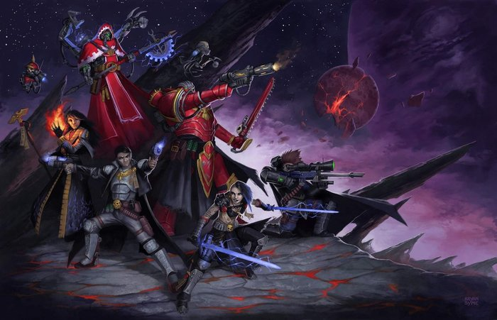 Inquisitorial Unit 717