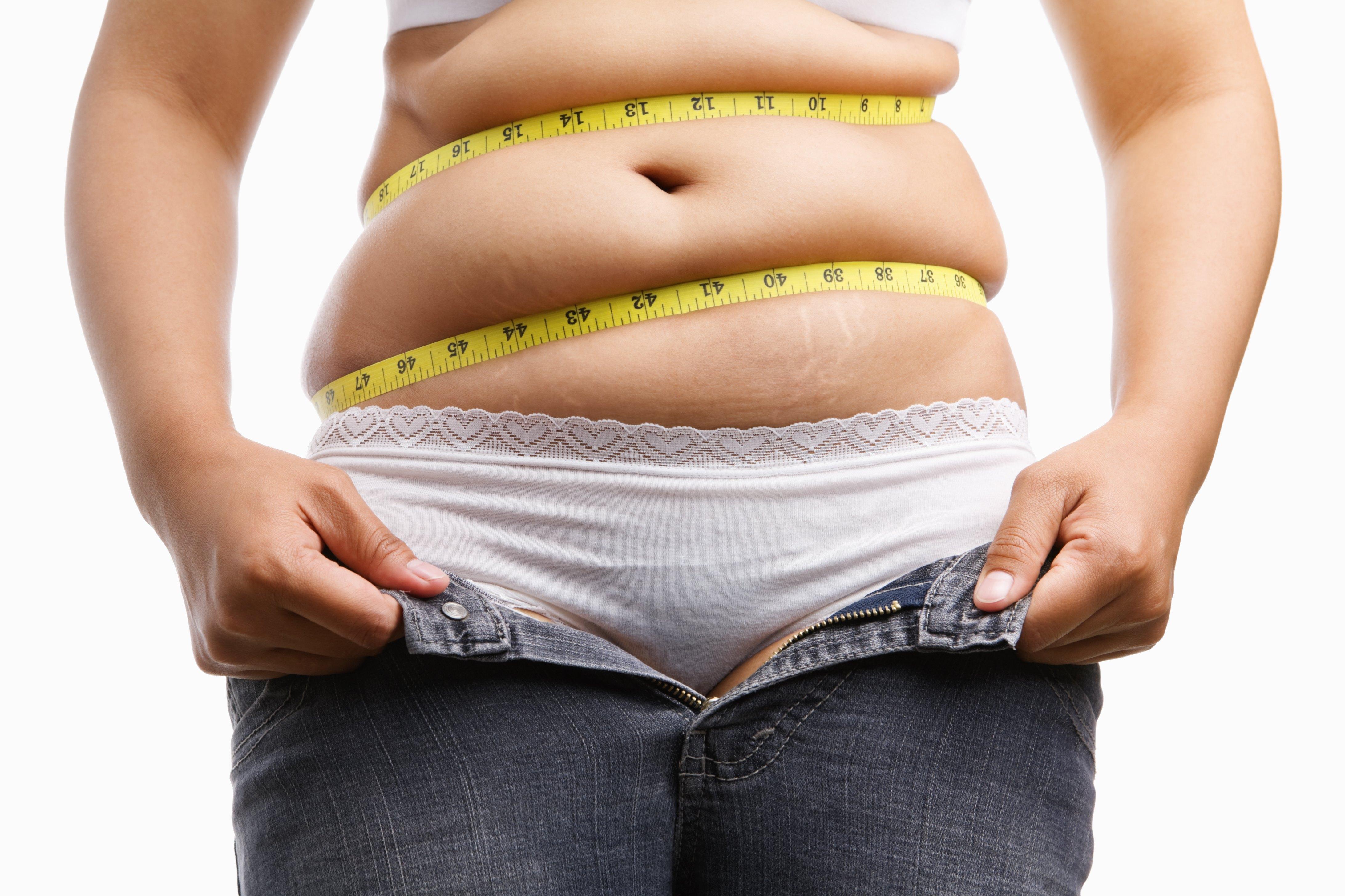 Как похудеть животу у женщины