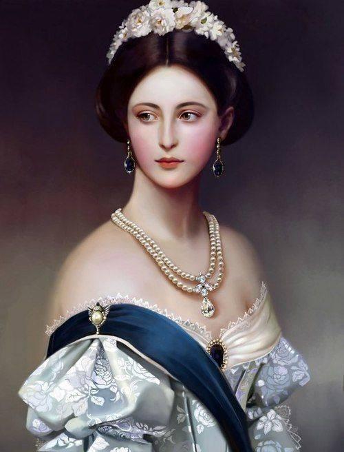 Женственность Викторианской эпохи