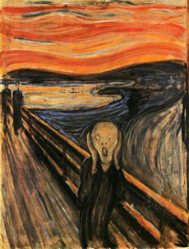 История самой знаменитой картины Эдварда Мунка Картина, Эдвард Мунк, Галлюцинации