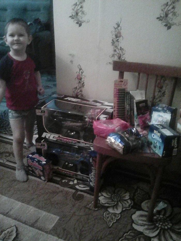 Спасибо альтруистам за новогоднее чудо!!! Новогоднее чудо, Дети, Доброта, Альтруизм, Длиннопост