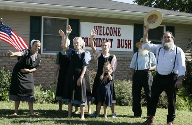 an analysis of amish religious customs The uniquely traditional dress and technology of the amish are important symbols of humility, simplicity, and the submission to community, which juxtapose sharply with the ambition and individuality that they view as inherent in modern american culture.