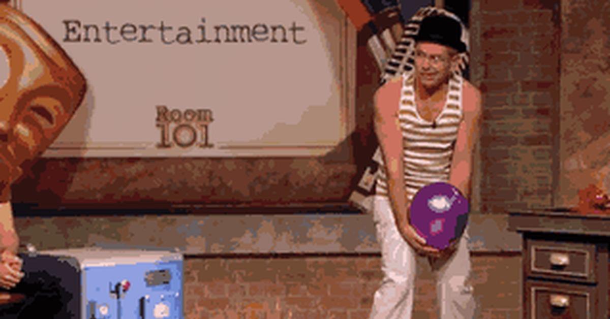 Гифка шарик купил кеды