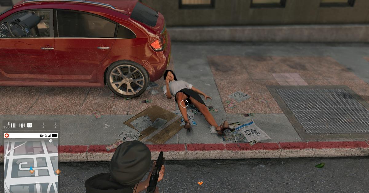 Watch dogs проститутки фотосессии проституток