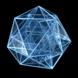 Симплексы Симплекс, Измерения, Треугольник, Стереометрия, Пространство, Тетраэдр, Длиннопост, Гифка
