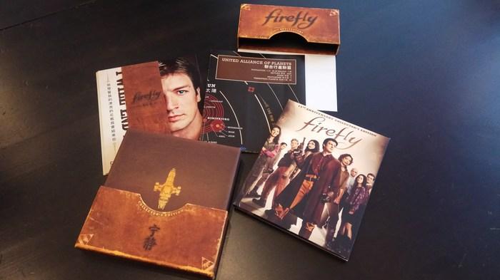 Keep flying, stay shiny: коллекционное издание Firefly Светлячок, Коллекционное издание, Serenity, Длиннопост