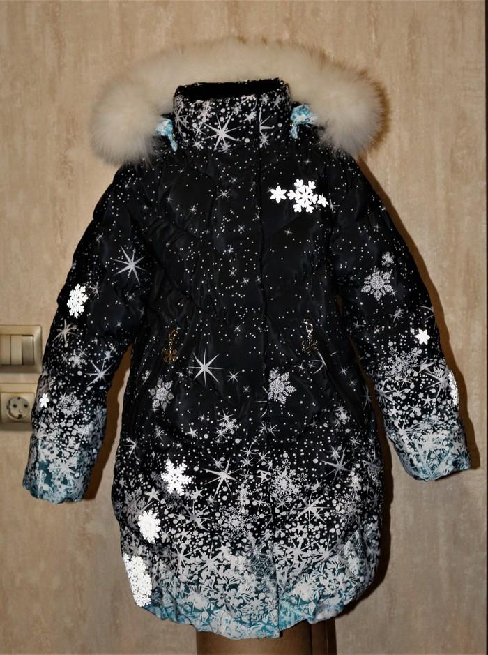 Пальто для девочки своими руками. Мастер-класс