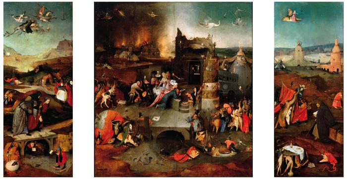 Коллекционные фигурки по мотивам картин Иеронима Босха. Часть 2. Фигурка, Босх, Длиннопост