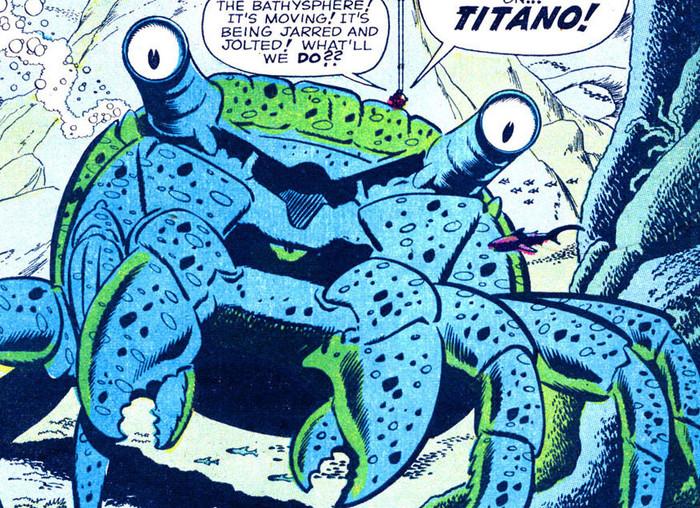 Вселенная Marvel: Чудовища Marvel, Монстр, Чудовище, Пришелец, Комиксы-Канон, Длиннопост