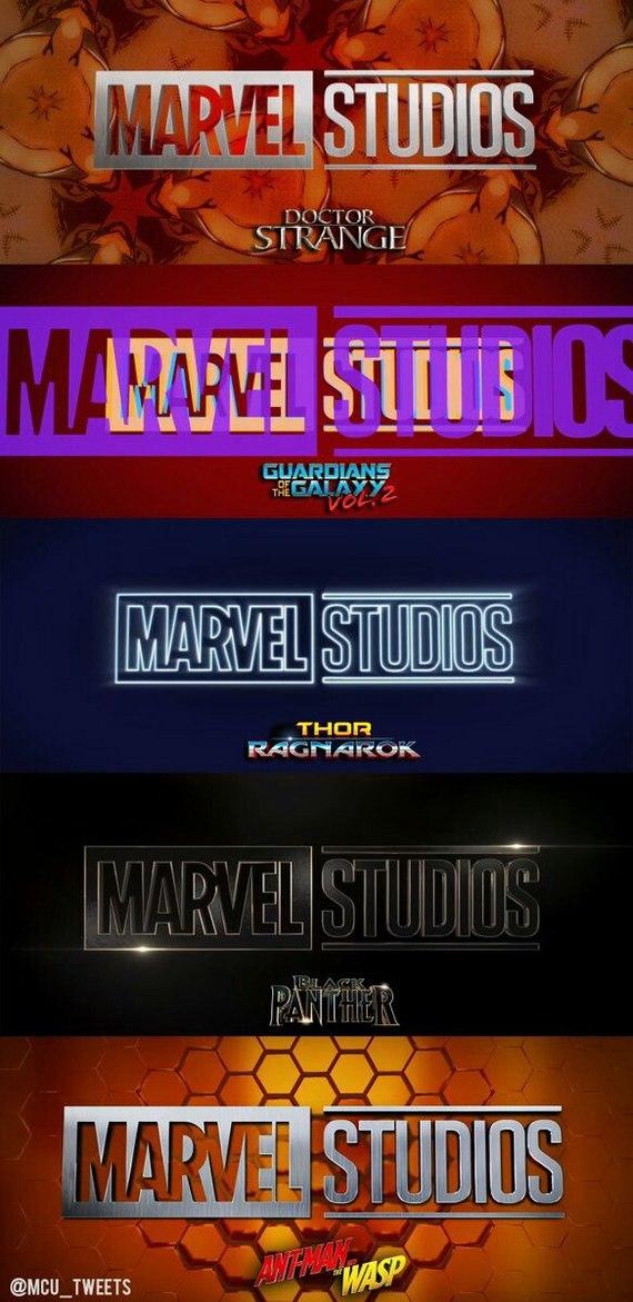 Заставки Marvel