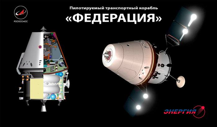 """Испытания парашютов для ПТК """"Федерация"""" начнутся в этом году Космонавтика, Роскосмос, ПТК Федерация, Длиннопост"""