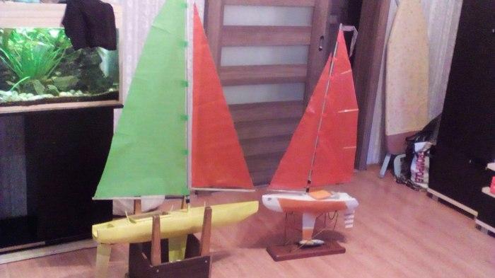 Самодельная яхта на радиоуправлении Яхта, Радиоуправление, RC, Своими руками, Модели, Радиоуправляемые модели, Самоделки, Видео, Длиннопост
