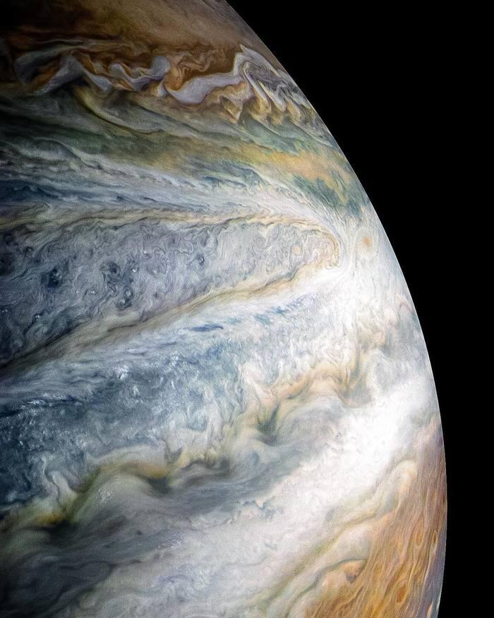 Юнона - Юпитер - атмосфера гиганта. Юпитер, JUNO, Юнона