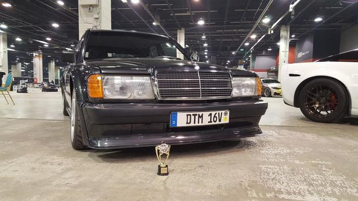 Mercedes-Benz 190e 2.5-16v Evolution Авто, США, Мерседес, Mercedes, Автосервис, Кастом, Длиннопост