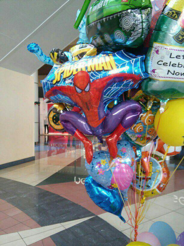 Воздушный шарик от человека-паука Человек-Паук, Воздушные шарики, Дизайн, Не показалось