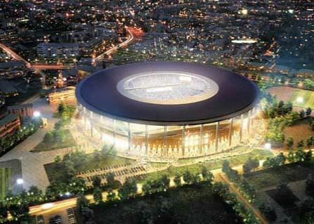 чм по футболу 2018 стадионы фото