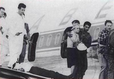 Операция «Изотоп». Террористы, Заложники, Самолет, Израиль, 1972, Спецоперация, Длиннопост