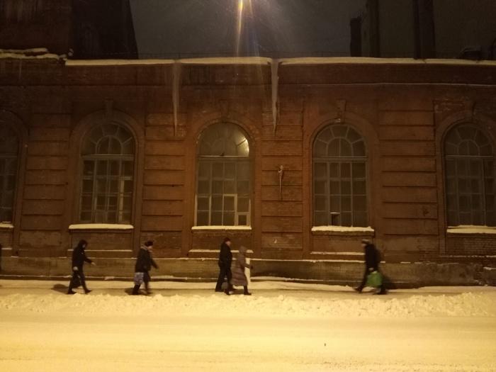 Рулетка по Питерски Сосули, Русская рулетка, Санкт-Петербург