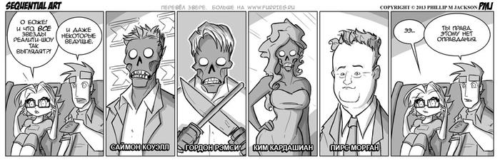 Sequential art Комиксы, Sequential Art, Фурри, Длиннопост