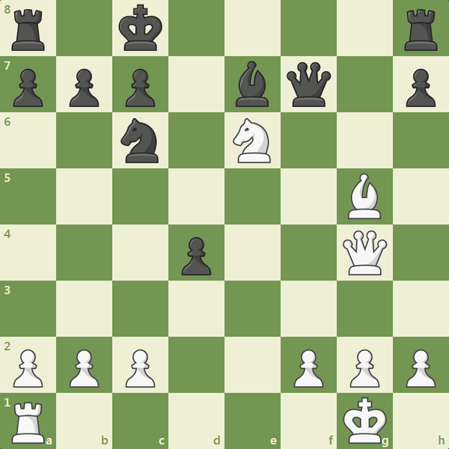 Спёртый мат Морфи Шахматы, Шахматные задачи, Chesscom