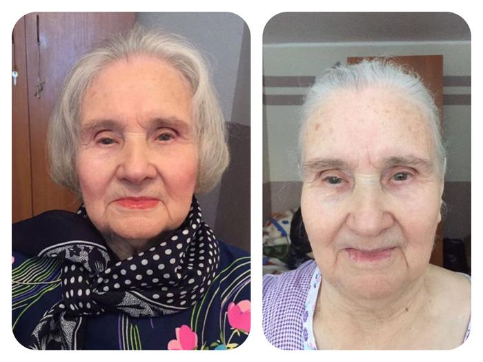 День красоты в доме престарелых Дом престарелых, Пожилые, Тульская область, Длиннопост