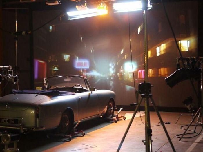 Умершие технологии: рир-проекция Технологии, Спецэффекты, Фильмы, Длиннопост, Видео