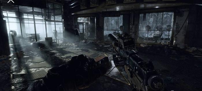 Модификация оружия и постапокалиптические виды на скриншотах Metro: Exodus Metro exodus, 4A Games, Постапокалипсис, Длиннопост