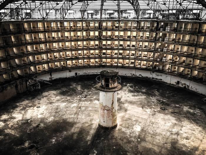 Исла Хувентуд и заброшенная тюрьма на Кубе Заброшенное, Куба, Карибы, Яхтинг, Путешествия, Тюрьма, Фидель Кастро, Туризм, Длиннопост