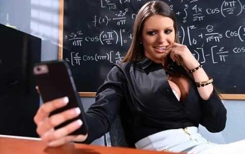 Учительница и ученик реальные секс связи