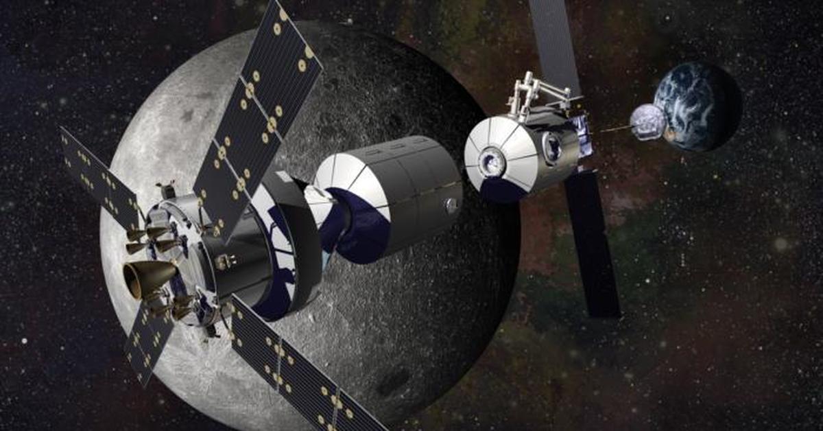 nasa orbital program - HD2048×1152