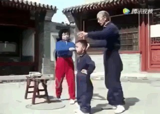 Когда плохо вел себя у бабушки с дедушкой
