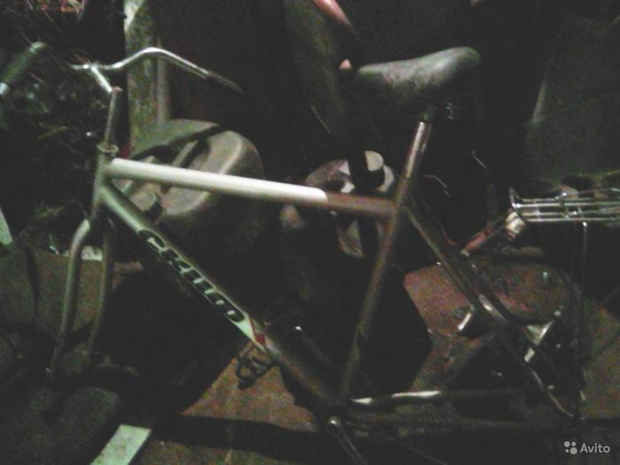 Форвард скиф, поделки мои Велосипед, Форвард, Скифы, Переделка, Robertkoff, Длиннопост